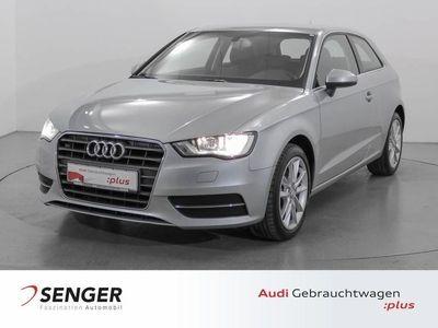 gebraucht Audi A3 1.4 TFSI Navi Sitzheizung Licht-Glanz-Paket