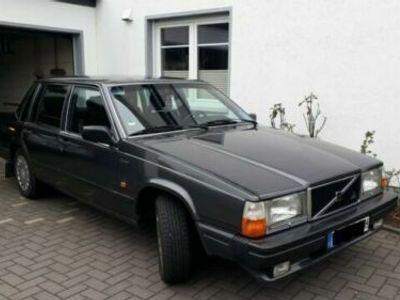 gebraucht Volvo 740 GLE HU 12/20 Top gepflegt