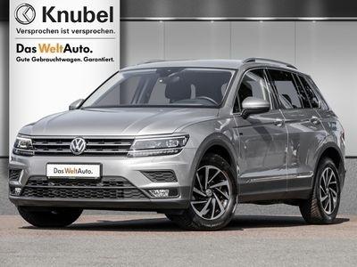gebraucht VW Tiguan JOIN 2.0 TDI AHK TrailerA. Fahrassi HeadUp Standhzg.