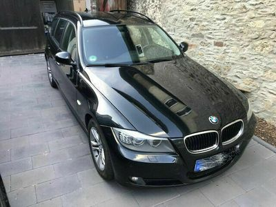 gebraucht BMW 320 d DPF Touring Aut.