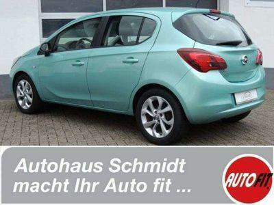 gebraucht Opel Corsa Edition ItelliLink Alufelgen AUTOGAS