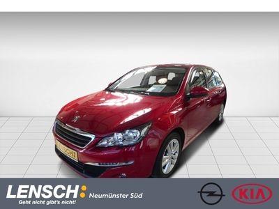 gebraucht Peugeot 308 2.0 BlueHDi FAP ACTIVE NAVI KAMERA AHK   Neumünster