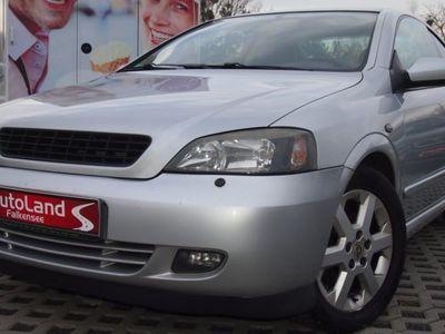 gebraucht Opel Astra 2.2 16V Coupe BERTONE LEDER+Automatik