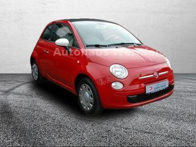 gebraucht Fiat 500C 1.2 8V Sole Cabrio Klima el.FH CD