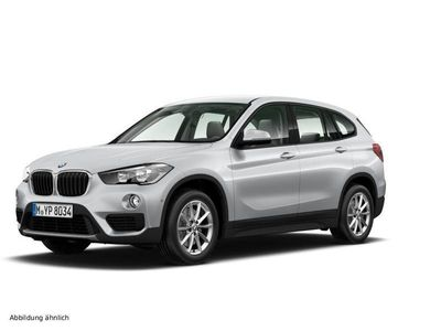 gebraucht BMW X1 sDrive18i Advantage Klimaaut. PDC MF Lenkrad