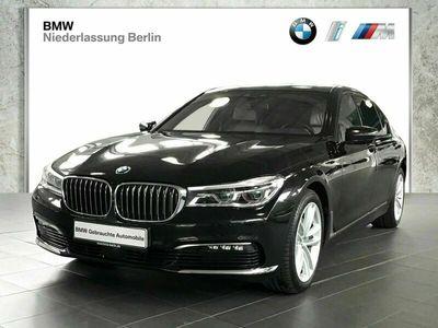 gebraucht BMW 730L d Lim. EU6 Laser Komfortsitze GSD-Skylounge