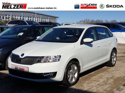 gebraucht Skoda Rapid Spaceback COOL EDITION 1,0lTSI 70 kW
