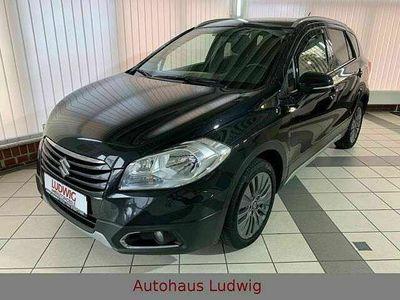 gebraucht Suzuki SX4 S-Cross Comfort ALLGRIP/Automatik/Sitzheiz. als SUV/Geländewagen/Pickup in Poessneck