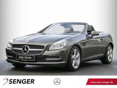 gebraucht Mercedes SLK200 *7G-Tronic*AIRSCARF*Bi-Xenon*Navi*PTS*