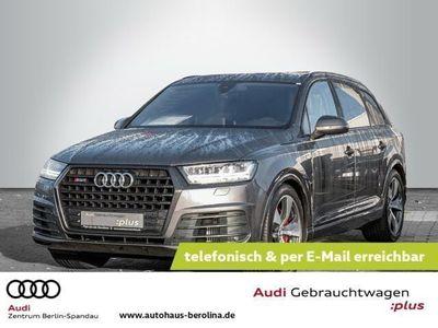 gebraucht Audi SQ7 4.0 TDI quattro *7-SITZE*MATRIX*MEMORY*