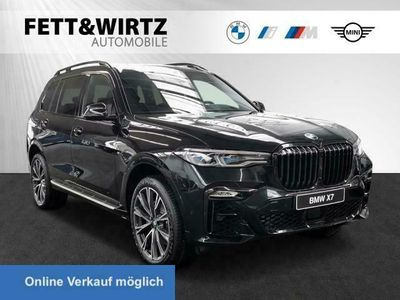 gebraucht BMW X7 xDrive40d AUT 22''LM Standhzg. AHK Alarm