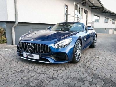gebraucht Mercedes AMG GT Roadster RIDE CONTROL ComO Burmest AMGAbgas