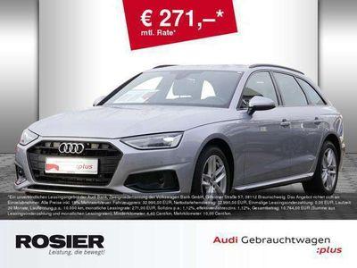 gebraucht Audi A4 Avant advanced 35 TDI 120 kW (163 PS) S tronic