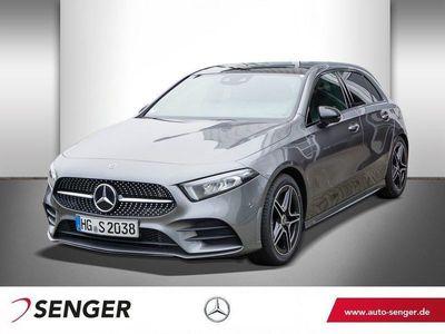 gebraucht Mercedes A220 4M AMG Line NaviPremium Kamera Panorama