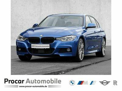 gebraucht BMW 335 3er d xDrive M Sport Automatic