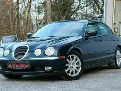 gebraucht Jaguar S-Type 3.0 V6 Executive|AUTOMATIK|VOLLEDER|TÜV.. als Limousine in Attenkirchen