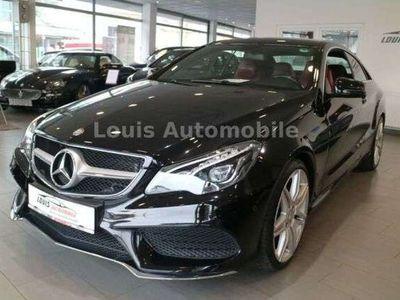 gebraucht Mercedes E250 E 250 E-Klasse CoupeBlueTEC /Klima/Leder/Xenon
