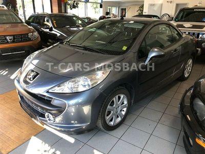 gebraucht Peugeot 207 CC Sport