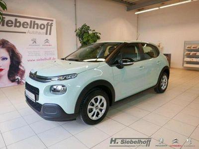 gebraucht Citroën C3 Feel PureTech 82 *Klima*Audio*Bluetooth*