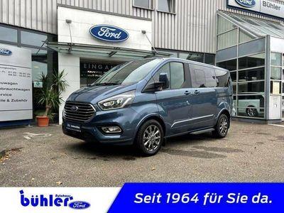 gebraucht Ford Custom TourneoTitanium X 320 L1 MHEV *8-SITZER*