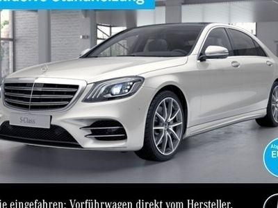 gebraucht Mercedes S560 4M 360° Airmat Stdhzg Pano Sportpak COMAND