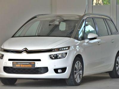 gebraucht Citroën C4 Grand Picasso/Spacetourer Selection 7 Sitze