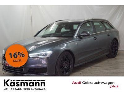 gebraucht Audi A6 Avant 3.0 TDI quat S-Line Xenon Navi Panorama