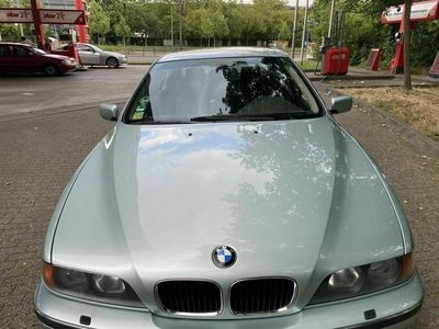 gebraucht BMW 520 520 i Automatik mit LPG ohne TÜV