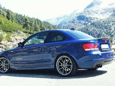 gebraucht BMW 135 Coupé i Coupe N54 Schalter als Sportwagen/ in Borthen