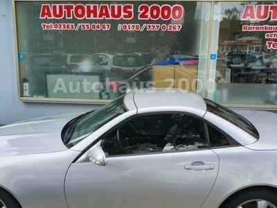 gebraucht Mercedes SLK200 200 Roadster
