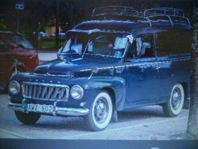 gebraucht Volvo Duett 210