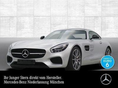 gebraucht Mercedes AMG GT S Cp. Perf-Abgas Pano Burmester COMAND LED