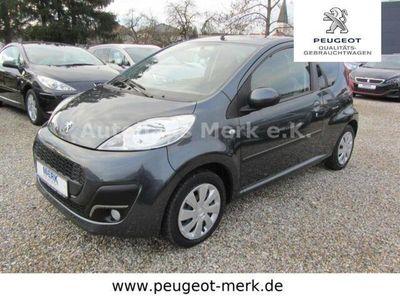 gebraucht Peugeot 107 Active,Klima,8-fach