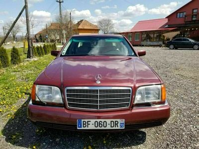 gebraucht Mercedes 600 Mercedes S-Klasse W140V12 als Limousine in Kirchheim unter Teck