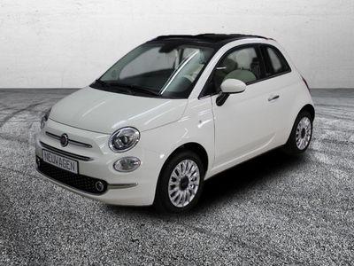 gebraucht Fiat 500C Lounge 1,2 8V UVP 21.335 Euro Navigation...