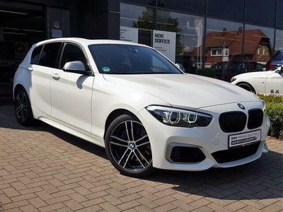 käytetty BMW M140 xDrive NaviProf, RFK, H/K, Glasdach, Ad.-Fahw.