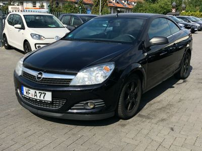 gebraucht Opel Astra Cabriolet H *LEDER * KLIMA * SHZ *