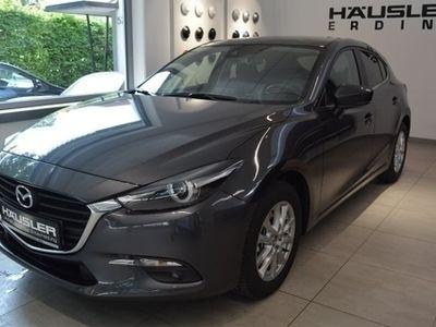 gebraucht Mazda 3 2.0 SKYACTIV-G EXCLUSIVE AKT-PAKET NAVIGAT