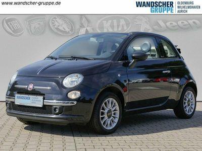 gebraucht Fiat 500C 1.2 8V Lounge 1.Hand Klima 2 Zonen,Bluetoot