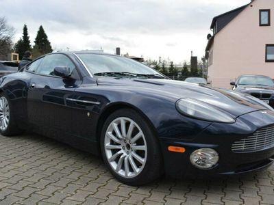 gebraucht Aston Martin Vanquish V12 LEDER/PDC/ALCANTARA