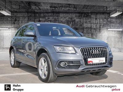 gebraucht Audi Q5 2.0TDI EU6 qu. S-Trc S-Line Xen Navi B&O Sitzh