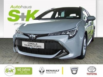 gebraucht Toyota Corolla 1,2-l-Turbo Touring Sports Comfort