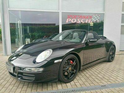 gebraucht Porsche 911 Carrera 4S Cabriolet Service neu, unfallfrei