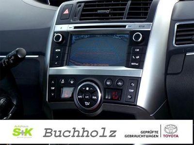 gebraucht Toyota Verso 1.8 5-Sitzer Skyview Edition Automatik