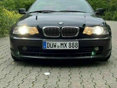 gebraucht BMW 323 Cabriolet e46 i mit tüv m3 spiegeln au...