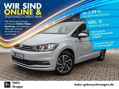 gebraucht VW Touran 1.6TDI Join 7-Sitze ACC Navi Sitzh TelV