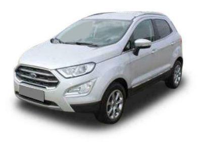 gebraucht Ford Ecosport EcoSportTitanium 5D 1.0 ECOBOOST 125PS M6
