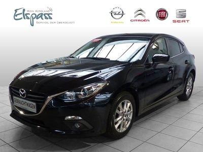 gebraucht Mazda 3 Center-Line NAVI KEYLESS KLIMAAUTO SITZHZ TEMPO PDC REGENSENSOR