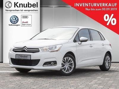 gebraucht Citroën C4 1.6 eHDi Selection Pano Bluetooth Klima AHK