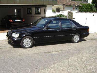 gebraucht Mercedes 600 SEL DEUTSCHES FAHRZEUG!!!
